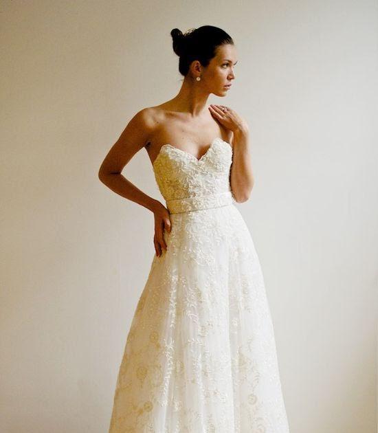 Wedding Dress Collection: Jill Stuart Bridal 2013 Romantic