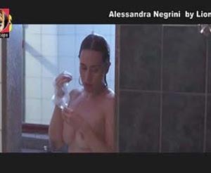 Alessandra Negrini nua no filme Abismo Prateado