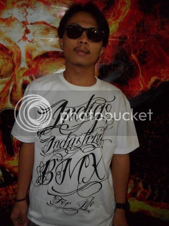 Indigo Industrial BMX for Life
