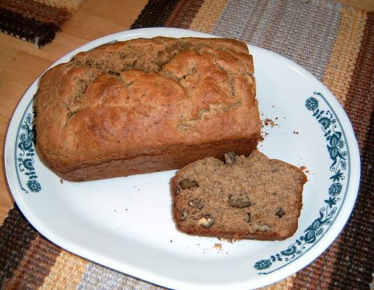 Low Calorie Whole Wheat Banana Bread Recipe - Genius Kitchen
