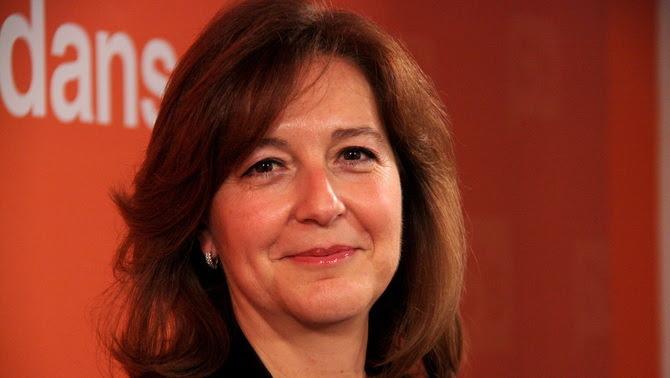La líder de Ciutadans a Barcelona, Carina Mejías (ACN)