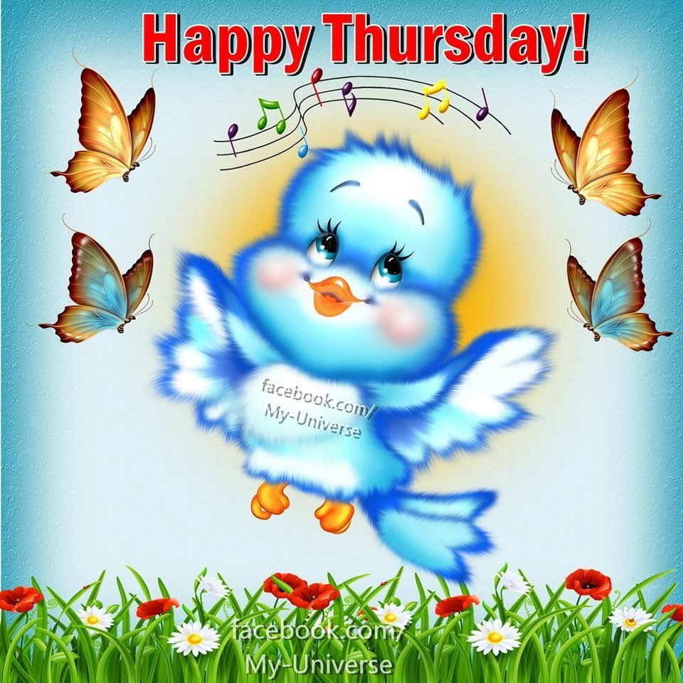 Cute Happy Thursday Image Pictures Photos And Images For Facebook
