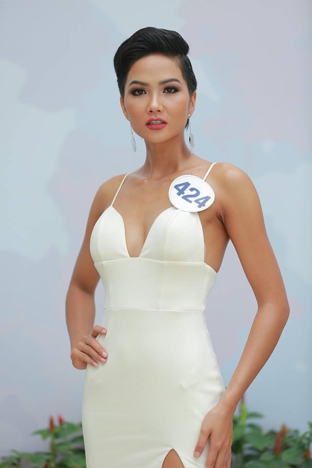 Hành trình nhan sắc của HHen Nie từ khi còn ở Việt Nam Next Top Model đến Tân Hoa hậu Hoàn Vũ Việt Nam 2017 - Ảnh 18.