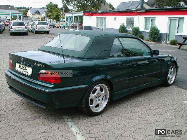 1994 BMW Convertible 320i M-Tech from 1.Hand - Car Photo ...