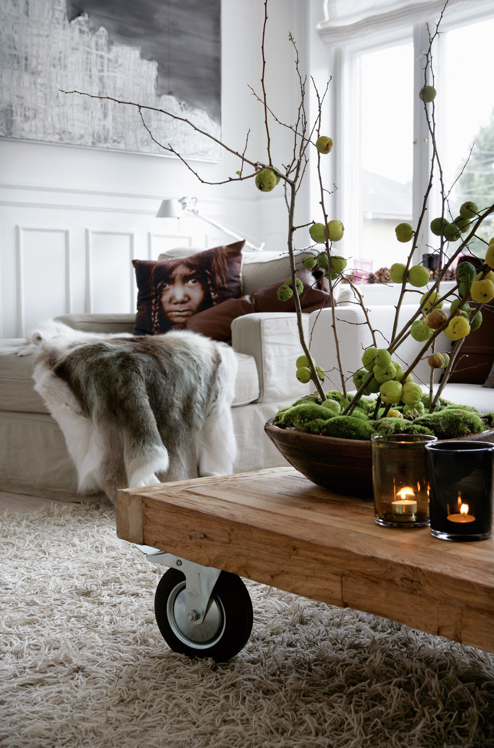 decordemon design meets nature for a danish christmas. Black Bedroom Furniture Sets. Home Design Ideas