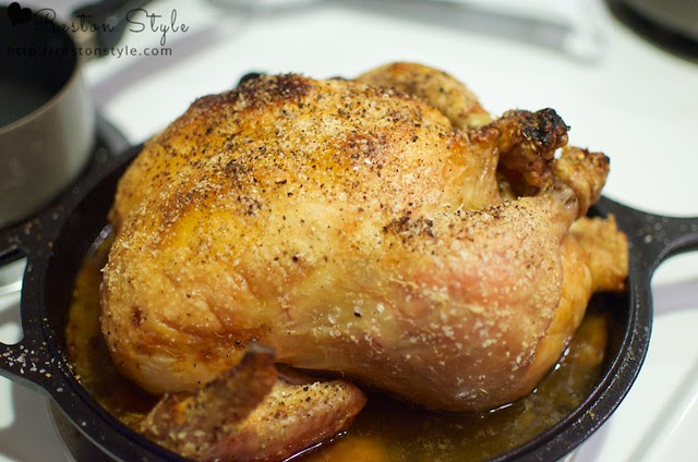 Reid's Hareiller Roast Chicken 11