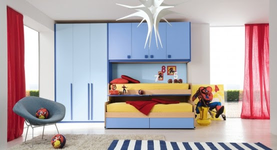 Top 25 Boys Bedroom Ideas Cool-Boys-Bedroom-Ideas-by-ZG-Group-22 ...