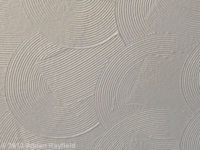 Asbestos Ceiling Artex
