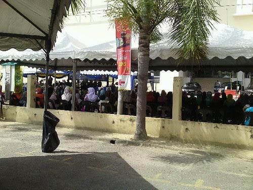 Live! Polis Kelantan Bersama Rakyat