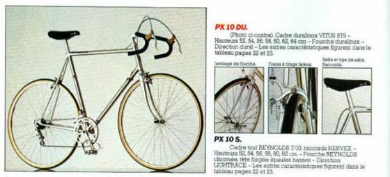 Peugeot PX10DU 1982 fr