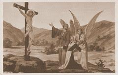 Notre-Dame du Laus, La Vénérable Benoîte à la Croix d'Avançon