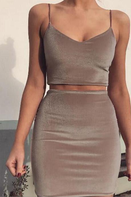 Sale jeans Sexy Sequins Deep V Neck Slit Party Dresses safari hamilton