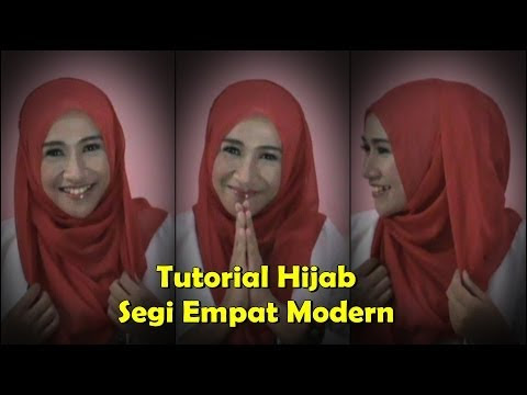 VIDEO : tutorial hijab segi empat modern simple - tutorial hijabsegi empat :tutorial hijabsegi empat :tutorial hijabsegi empat modern dengan cara yang simple dan praktis agar ukhti dapat  ...