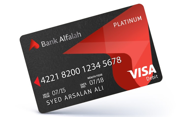 Platinum Debit Card
