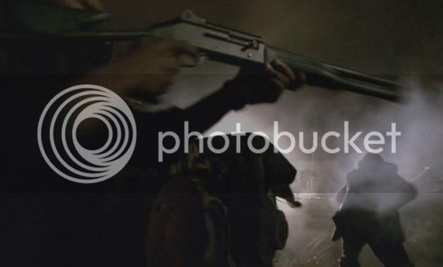 Benelli M4 shotty