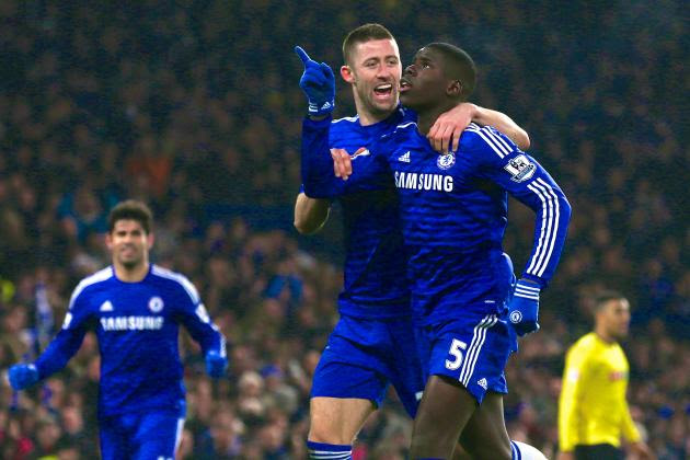 Why Kurt Zouma Was Chelsea's Most Surprising Player in 2014/15 Season