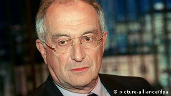 O γερμανός ειδικός σε ζητήματα τρομοκρατίας Ρολφ Τόπχοφεν