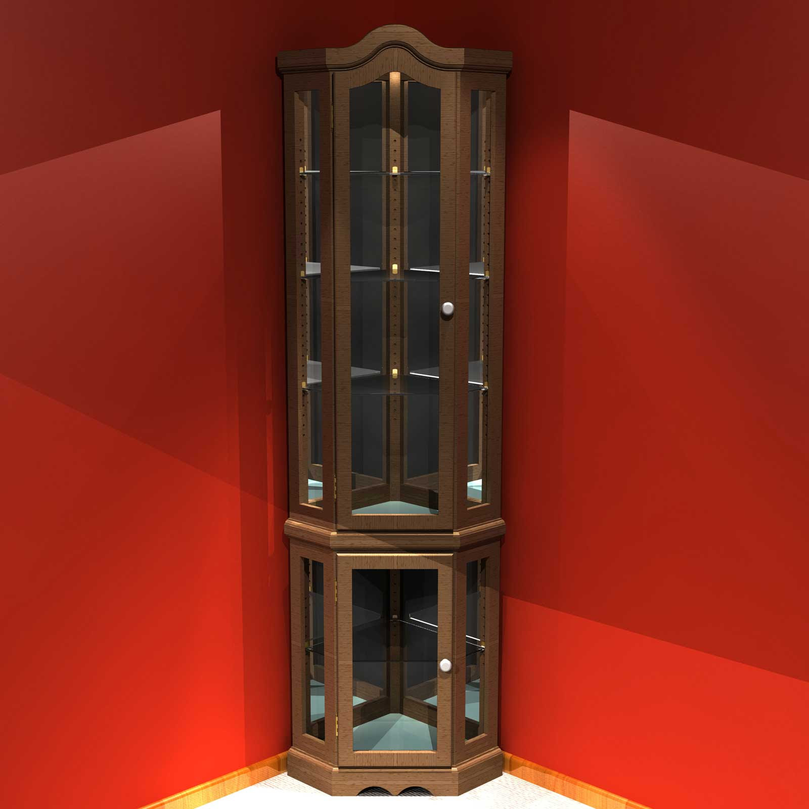 Bakes : Free Woodworking Plans For Curio Cabinets