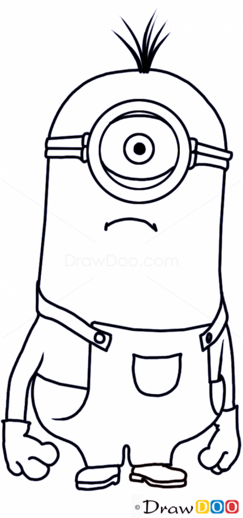 Minions Drawing Easy Auto Electrical Wiring Diagram