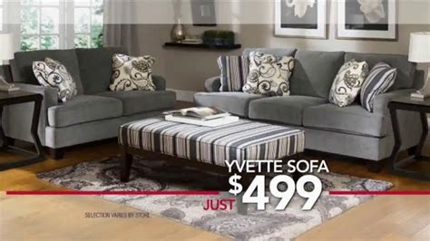 ashley furniture homestore tv commercial extended sale
