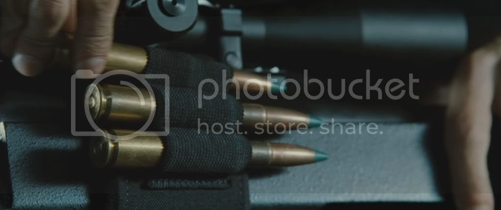 50 BMG rounds