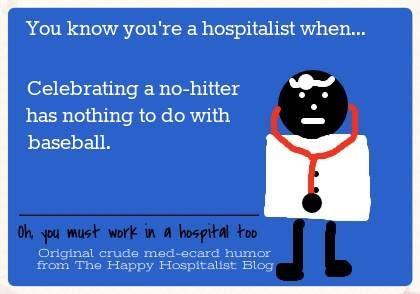 what is a hospitalist and what is it like to be one?, Human Body