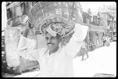 Without The Bhaiyyas The Cosmic Wheels Of Mumbai Would Come To a Halt by firoze shakir photographerno1