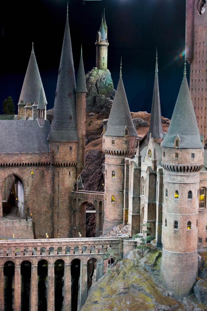 Dengan selesainya seri epik Harry Potter Inilah Kastil Hogwart di Film Harry Potter