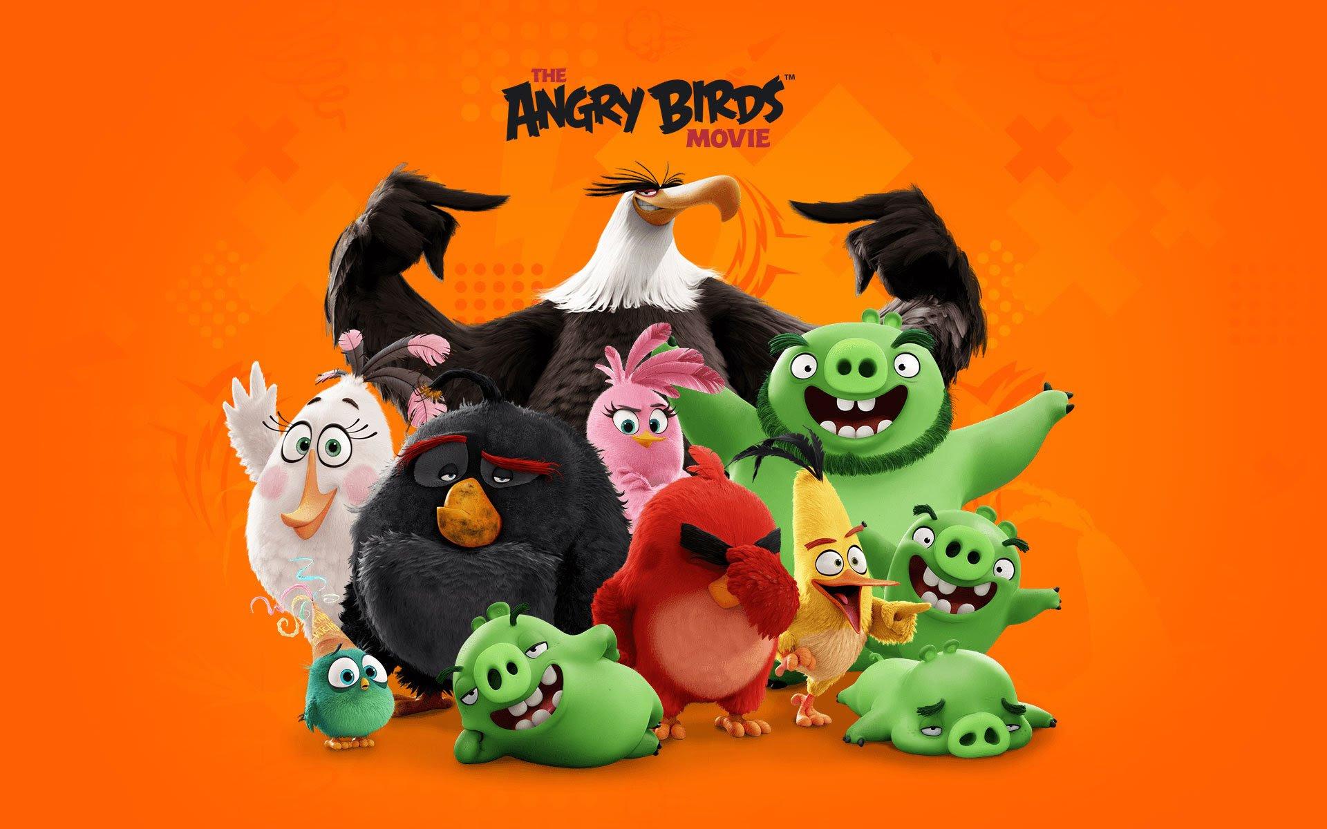 Resultado de imagem para angry birds 2016