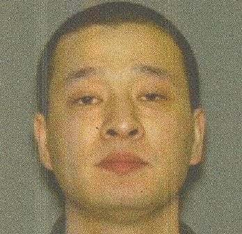 Police say Wu Lin, 35, raped a woman in Kissena Park on Wednesday.