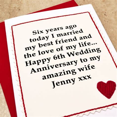 Gift For Sixth Wedding Anniversary   Gift Ftempo
