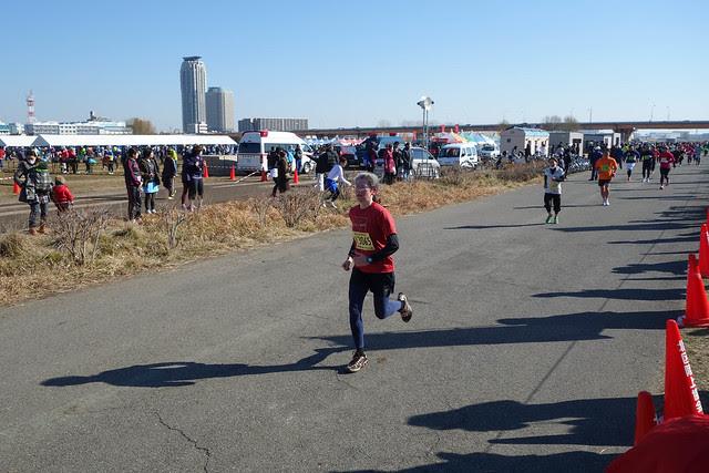 Akabane Half Marathon - 10K