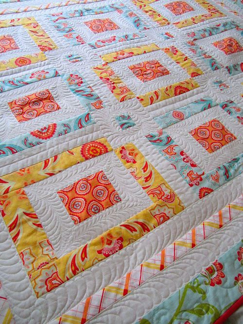 Knockout Quilting