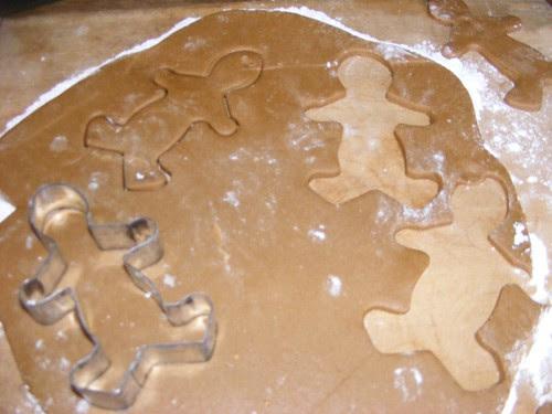 Copy of Gingerbread Cutouts 2