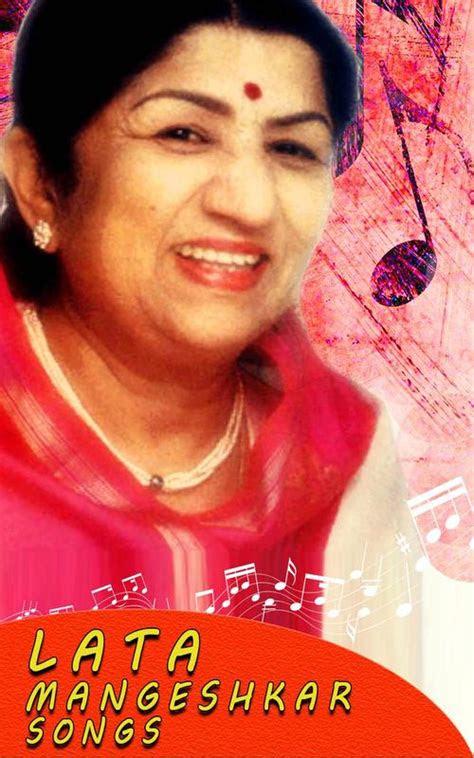 lata  hindi songs  android apk