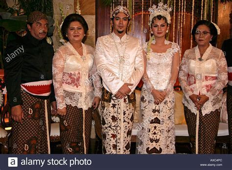 Balinese Wedding Bride And Groom To Be Bali Indonesia