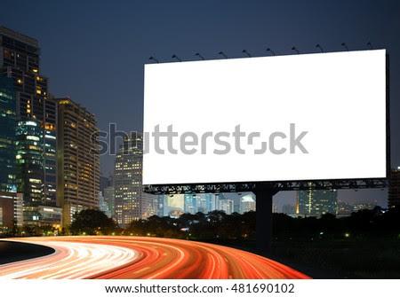 City Billboard Stock Photos, Royalty-Free Images & Vectors ...