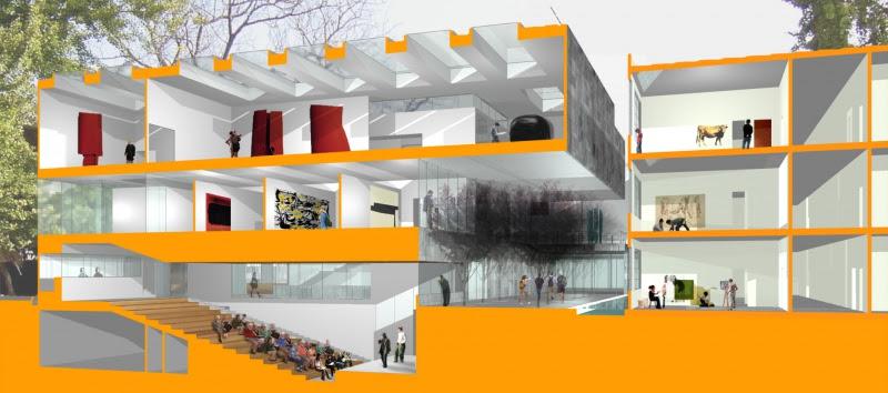 San Jose State University Museum Of Art Design Lab