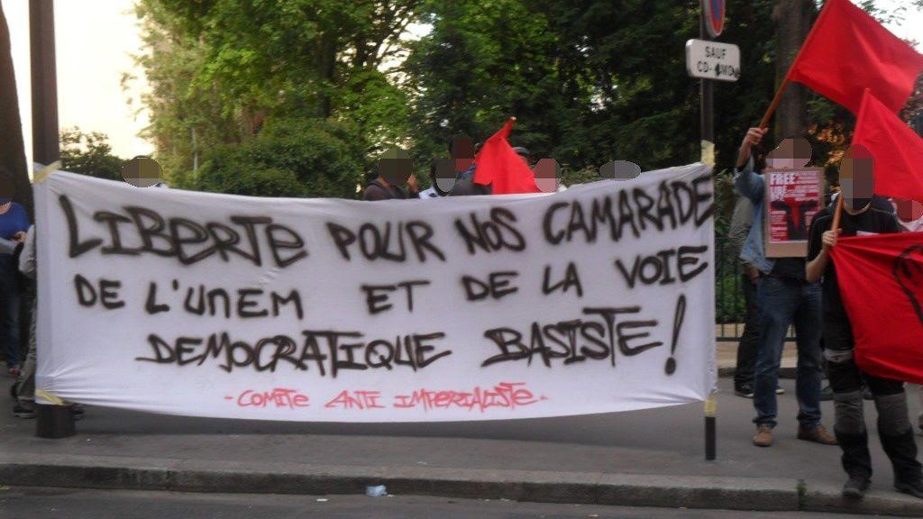 Liberté pour les prisonniers politiques au Maroc !