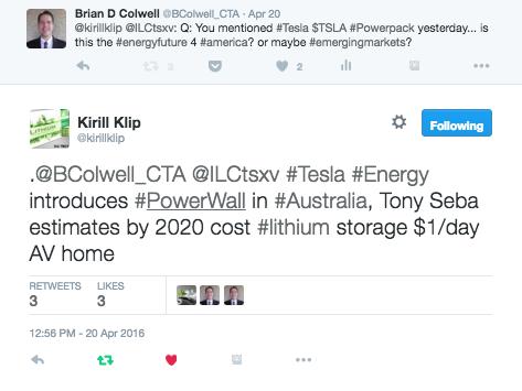 Twitter Convo with Kirill Klip