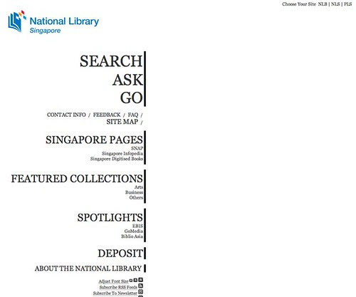National Library, Singapore