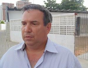 Fred Menezes - vice-presidente de esporte amador do ABC (Foto: Carlos Arthur da Cruz/Globoesporte.com)