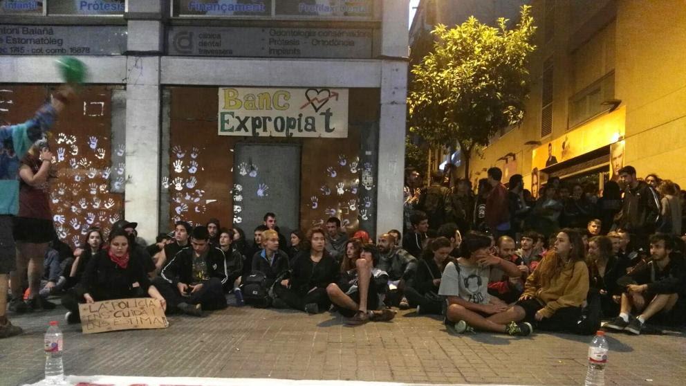 """El Ayuntamiento de Barcelona descarta la compra del Banc Expropiat por su precio """"desorbitado"""""""
