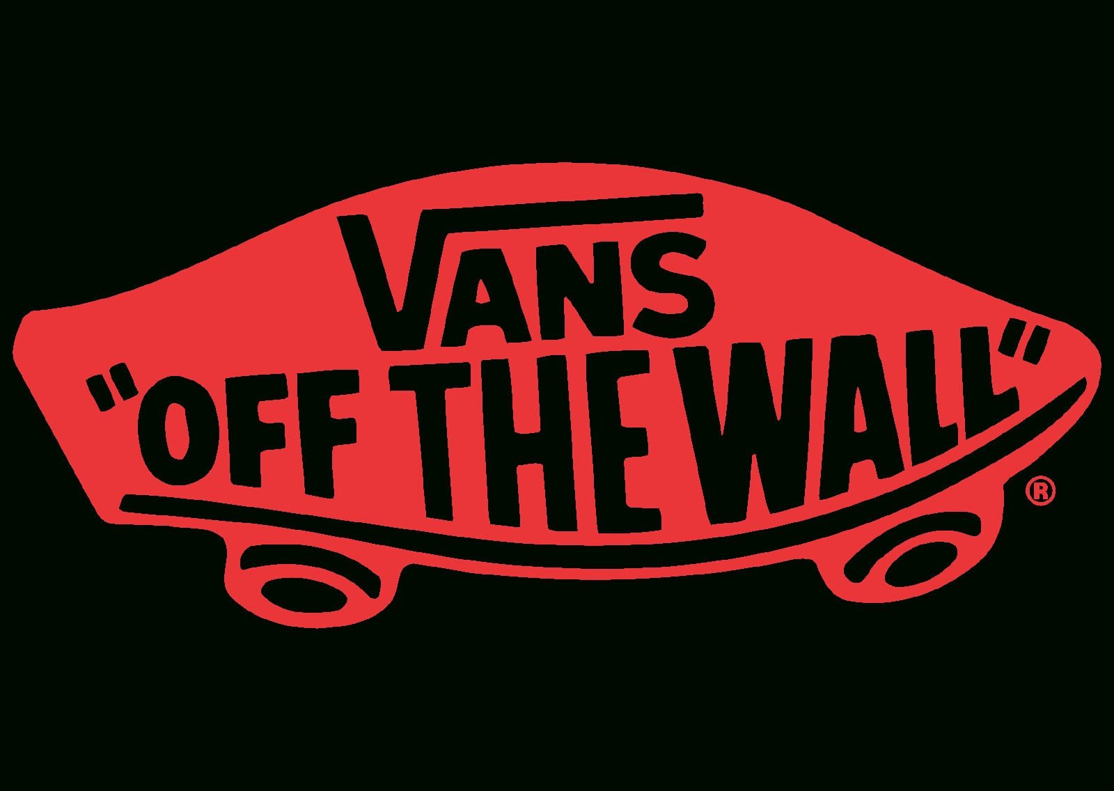 Vans Logo Vector At Getdrawingscom Free For Personal Use Vans