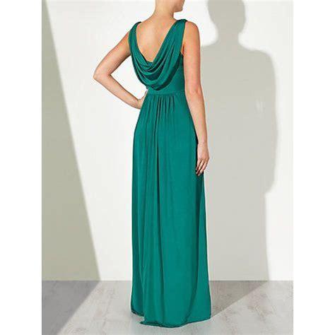 John Lewis Kerina Long Maxi Dress, Green   Wedding ideas