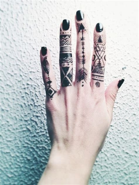 awesome hand tattoos inspire inked