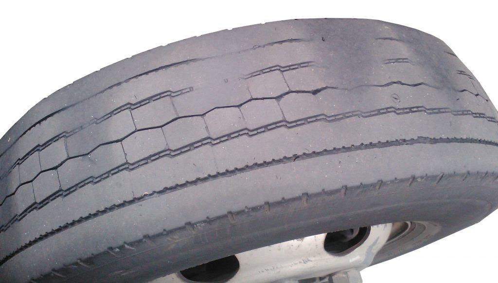 Cupped Tires Reasons Repair Prevention Faq