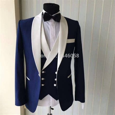 Men Wedding Suits 2017 New Brand Design Real Groomsmen