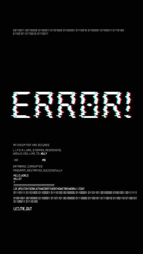 error wallpaper  jn    zedge