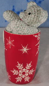 red mug Christmas gift